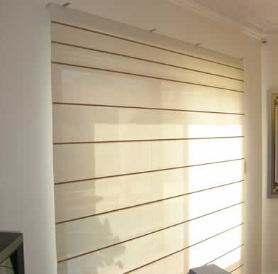 Curtain Addiction, Perth Mobile Roman Blinds Showroom, displaying ...