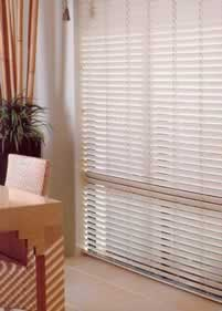 Curtain Addiction Timber Like Venetian Blinds