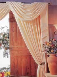 Curtain Addiction Swags & Tails